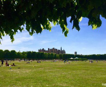 Saint Germain en Laye Parkı - Parc Saint Germain en Laye