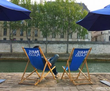 Paris Plajları - Paris Plages 2015