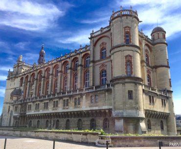 Saint Germain en Laye Şatosu - Chateau de Saint Germain en Laye - Ulusal Arkeoloji Müzesi Pariste.Net
