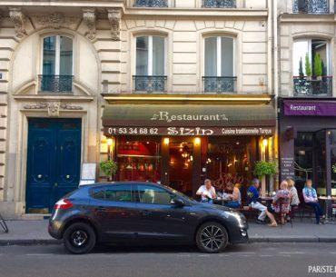 Sizin Restaurant - Faubourg-Montmartre