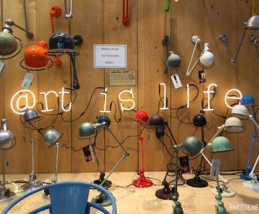 Marais Bölgesi'nde Cıvıl Cıvıl Bir Tasarım Ürünleri Mağazası: Fleux'