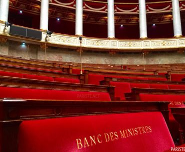 Fransa Ulusal Meclisi - Assemblée Nationale de France