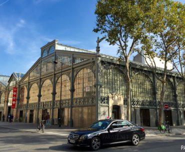 Marais'de Çok Özel Bir Kültür Merkezi: Carreau du Temple