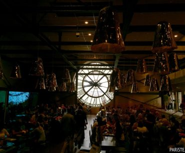 Orsay Müzesi'nde Etkileyici Bir Kafe-Restoran: Le Café Campana