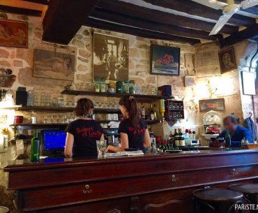 Marais'de Sıcacık Bir Restaurant: Robert et Louise