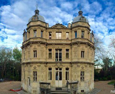 Alexandre Dumas'nın Evi - Monte Kristo Şatosu - Chateau de Monte Cristo Pariste.Net