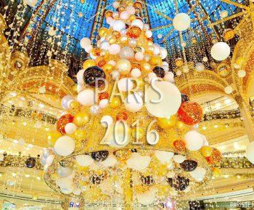 2016'yı Karşılarken Yılbaşında Paris'te Ne Yapılır?