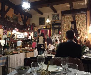 Grands Boulevards'da Farklı Bir İtalyan Restoranı: Osteria dal Gobo