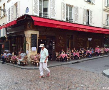 Rue Mouffetard'da Bir Lezzet Mekanı: Restaurant Le Mouffetard