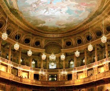 Versay Sarayı Kraliyet Operası - Opéra Royal du Château de Versailles