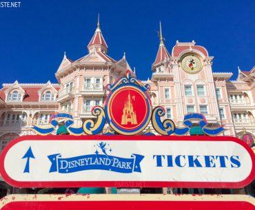Disneyland Tickets Disneyland Bileti Pariste.Net