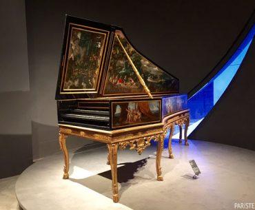 Paris Müzik Müzesi - Musée de la Musique