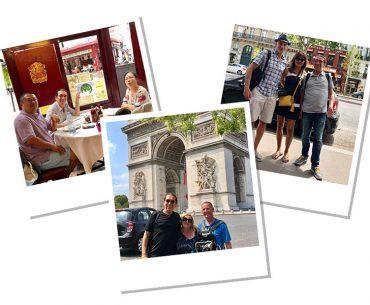 Tur Rehberi Cüneyt Ayral ile Paris Turları Pariste.Net