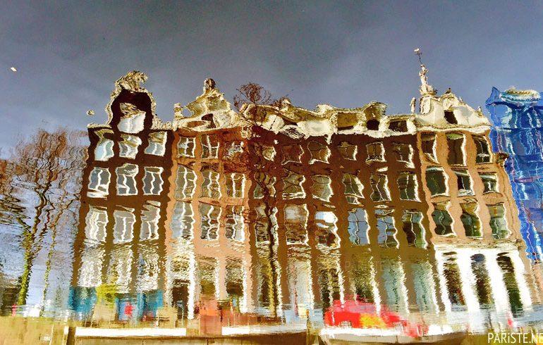 Amsterdam Rehberi - Amsterdam City Guide Pariste.Net