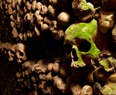 Paris Yeraltı Mezarları - Catacombes de Paris Pariste.Net