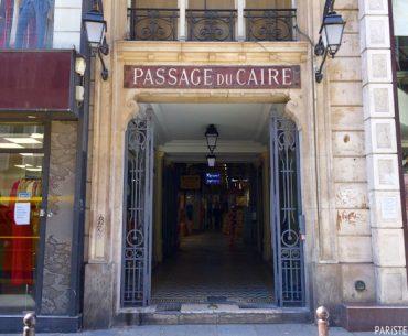 Kahire Pasajı - Passage du Caire