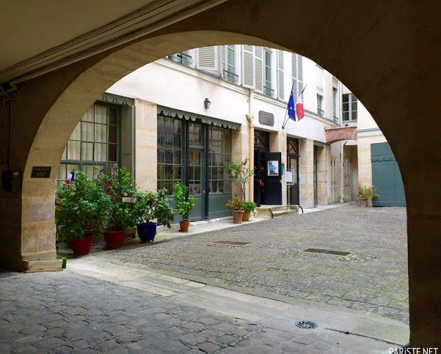 Eugène Delacroix Müzesi - Musée Eugène Delacroix