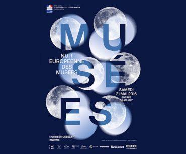 Avrupa Müzeler Gecesi - La Nuit Européenne des Musées 2016