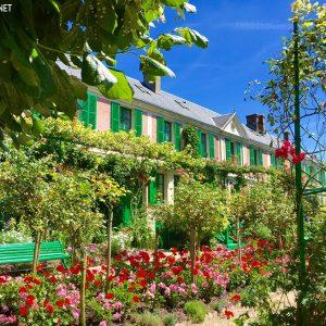 Claude Monet'nin Giverny'deki Evi