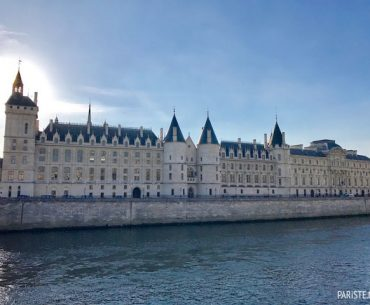 Marie-Antoinette'in Hapsedildiği Yer: Conciergerie