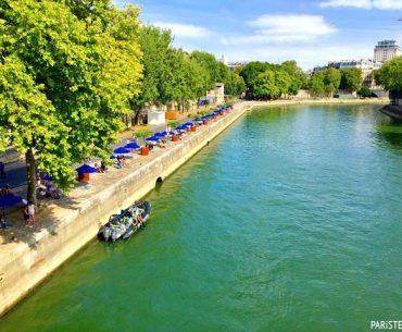 Paris Plajları - Paris Plages 2016