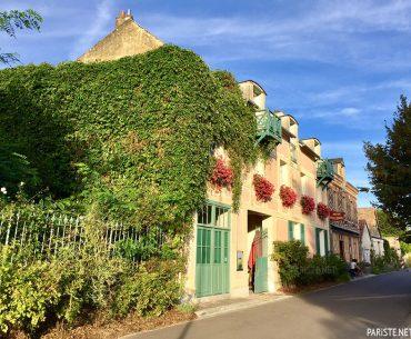 Restaurant Baudy - Giverny Pariste.Net