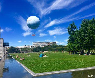 Balonla Paris: Ballon de Paris