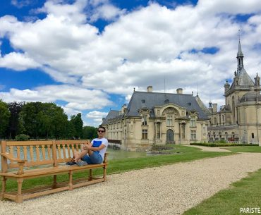 Chantilly Şatosu - Chateau de Chantilly Pariste.Net Ahmet ORE