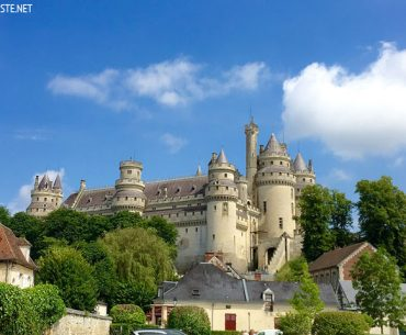 Pierrefonds Şatosu - Château de Pierrefonds