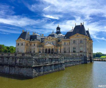 Vaux le Vicomte Şatosu - Chateau de Vaux le Vicomte Pariste.Net