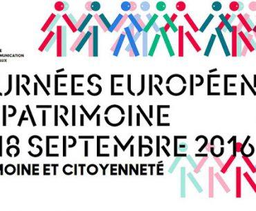 Journées du Patrimoine - Kültürel Miras Günleri (17-18 Eylül 2016)