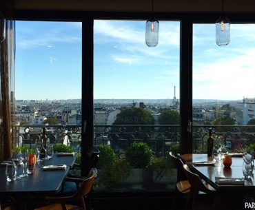 """Terrass"""" Hotel Bar Restaurant - Montmartre"""