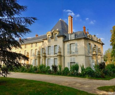 Malmaison Şatosu - Chateau de Malmaison Pariste.Net