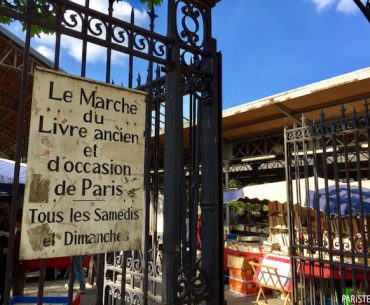 Eski Kitap Pazarı - Le Marché du Livre Ancien