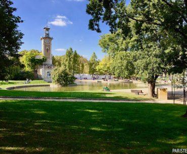 Georges Brassens Parkı - Parc Georges-Brassens
