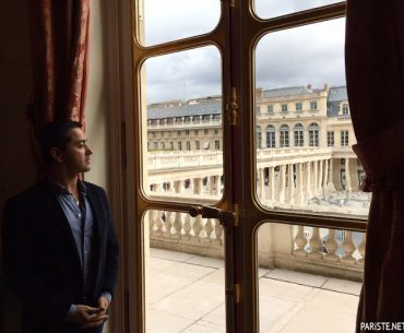 Anayasa Konseyi - Conseil Constitutionnel - Palais Royal