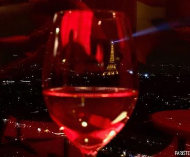 La Vue Bar - Hyatt Regency Paris Etoile