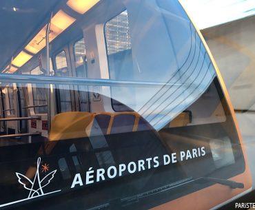 CDGVAL Charles de Gaulle Airport Pariste.Net