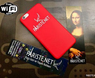 Paris'te Yurt Dışı İnternet, Konuşma Paketleri ve Ücretsiz Wi-Fi