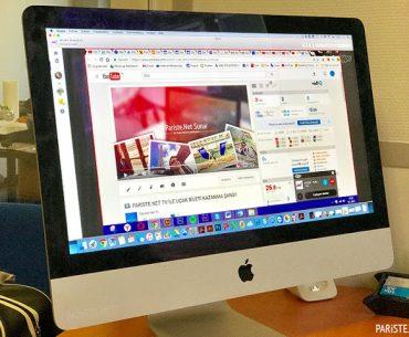 Pariste.Net TV Youtube Kanalı Açıldı