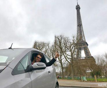 Autolib - Kiralık Elektirikli Arabalar