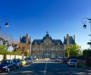 Maisons Laffitte Şatosu - Chateau de Maisons-Laffitte Pariste.Net