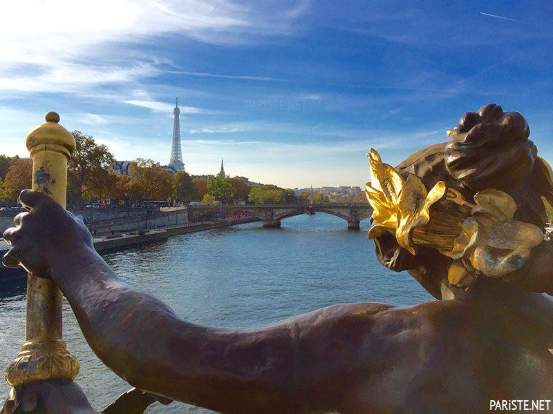 Tur Programı Önerileri V – Paris'te Alternatif 15 Gün