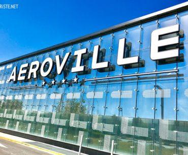 Aéroville Alışveriş Merkezi