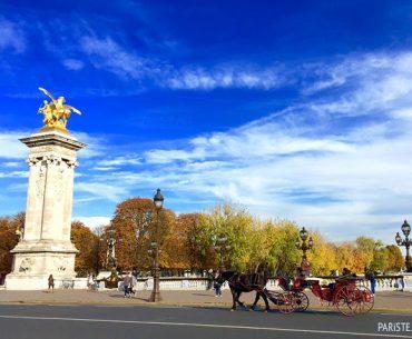 """Paris'te """"Otomobilsiz Gün"""" - Paris Journée Sans Voiture (1 Ekim 2017)"""