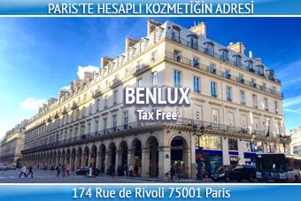 Benlux Tax Free