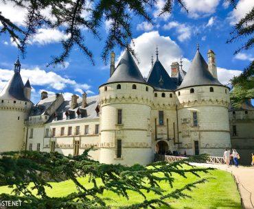 Chaumont sur Loire Şatosu - Chateau de Chaumont sur Loire Pariste.Net