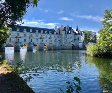 Chenonceau Şatosu - Chateau de Chenonceau Pariste.Net