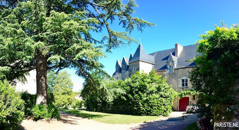 Montresor Şatosu - Chateau de Montresor Pariste.Net