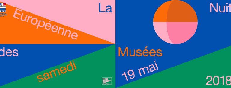 Avrupa Müzeler Gecesi - La Nuit Européenne des Musées 2018